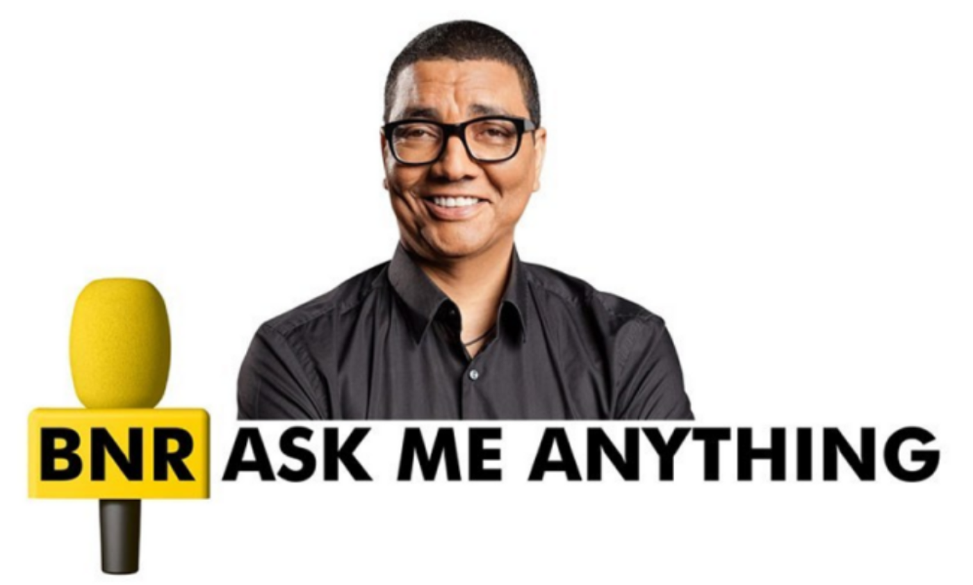 BNR Ask me anything