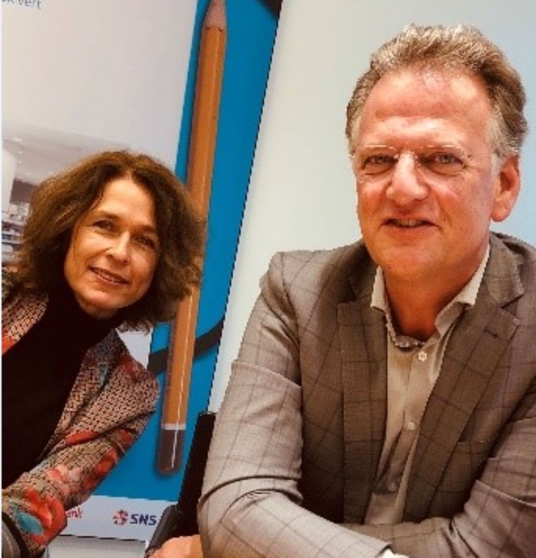 Eric van den Luijtgaarden Sandra van Loon
