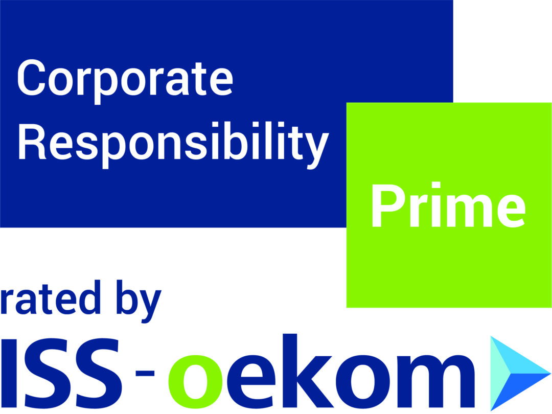 ISS oekom Prime Label print