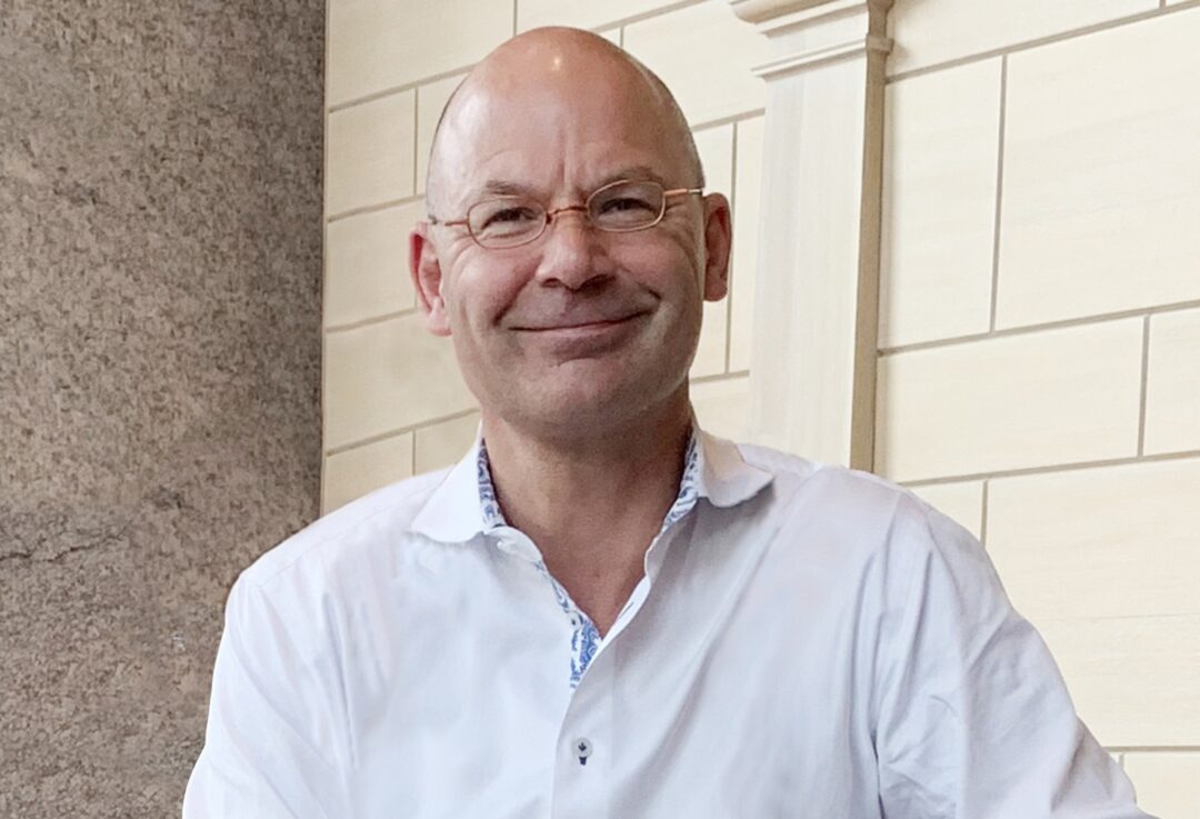 Martijn Gribnau bio website