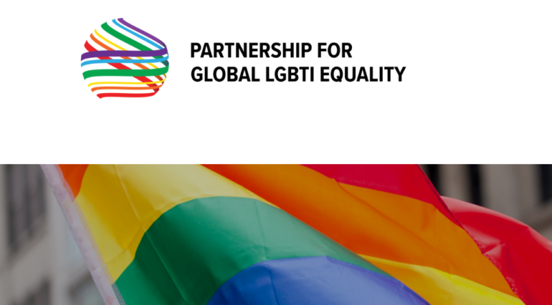 Logo Global Partnership LGBTI v2