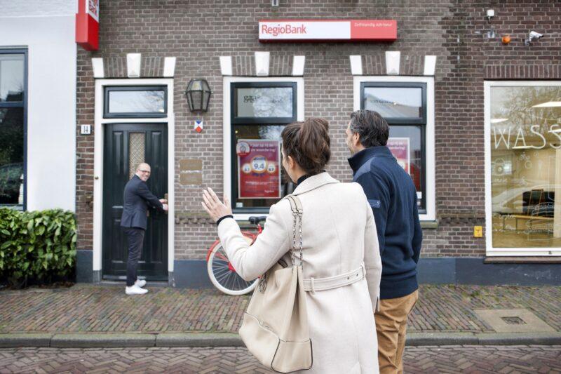 Regiobank consumentenbond website header